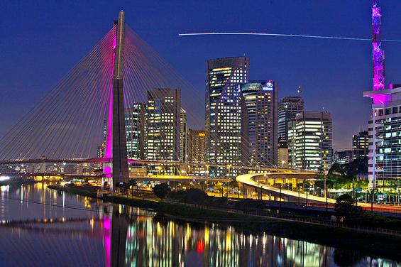 Bem Vindo a São Paulo!