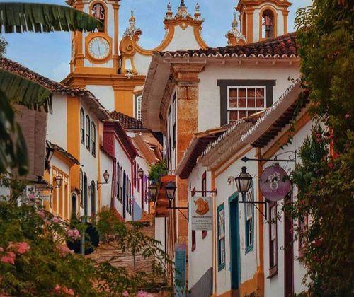 Excursão Cidades Históricas - MG