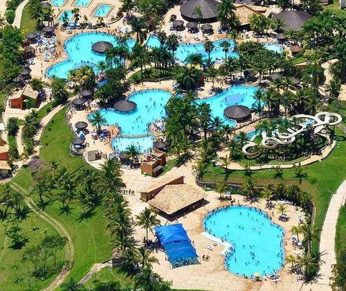 Excursão Aldeia das Águas Park Resort