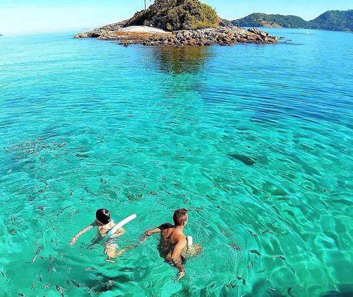 Excursão  Ilhas Paradisíacas de Angra dos Reis - RJ