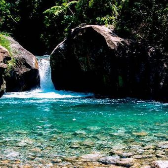 Lavrinhas + Cachoeira da Pedreira