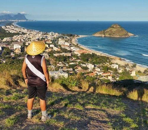 Morro do Rangel + Praia do Secreto