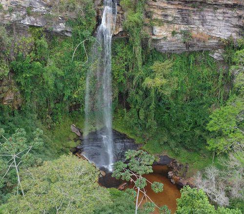 Cachoeira do Arco Íris