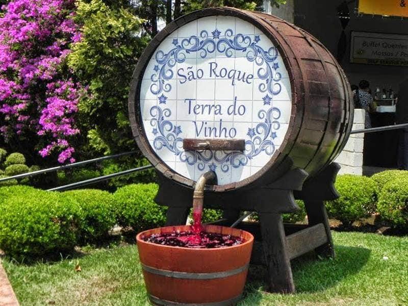 Tour do Vinho São Roque