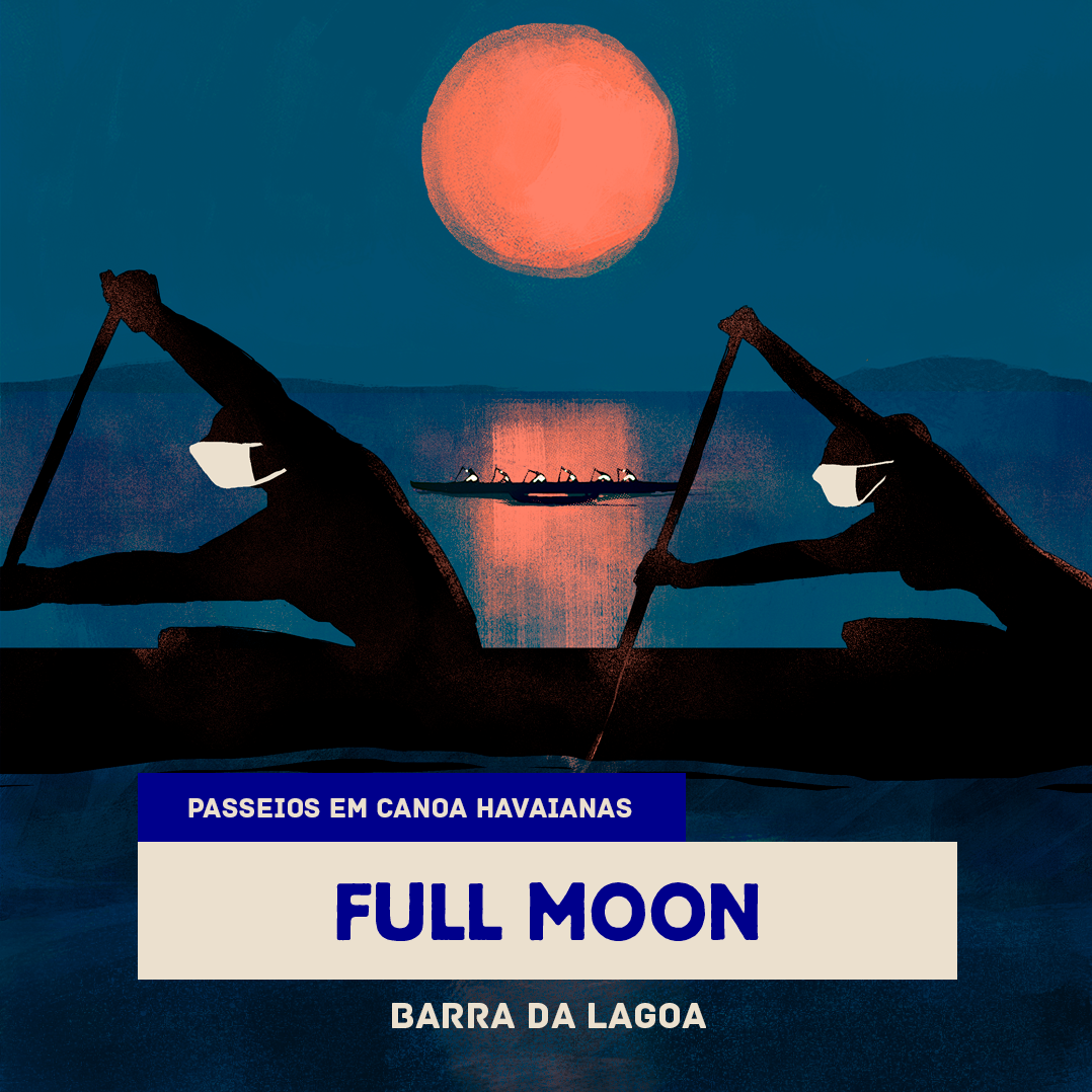 Lua Cheia - Barra da Lagoa